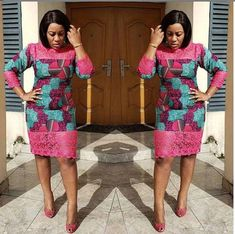 2019 Trendy and Adorable Ankara Gown Styles - Naija's Daily African Fashion Ankara, Latest African Fashion Dresses, African Print Fashion, Africa Fashion, Latest Fashion, Ankara Short Gown Styles, Short African Dresses, African Print Dresses, African Inspired Clothing
