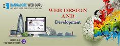 #Best Web Design Company Bangalore