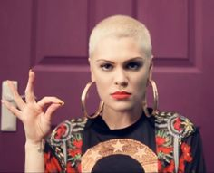 Jessie J also embraces the Illuminati-related symbolism in the music video for her song