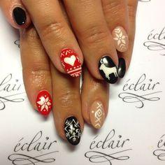 #eclair #eclairnail #nude #nails #nailart #nailporn