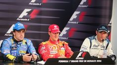 The qualifying session at Spa was the highlight of last weekend's Belgian Grand Prix. Here are ten more memorable qualifying sessions. Mark Webber, Belgian Grand Prix, Monaco Grand Prix, Michael Schumacher, F1 Drivers, Monte Carlo, Top Ten, How To Memorize Things