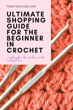 Everything you need to know about crocheting and what you'll need as you start this craft. #yarn Learn To Crochet, Everything, Crocheting, Blog, Crafts, Shopping, Crochet, Manualidades, Blogging