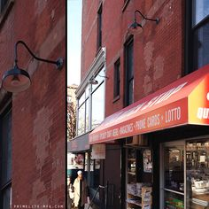 Whats the Buzzzzz! Gooseneck #23/16-853 Park Slope, Brooklyn, NY Primelite Mfg. has once again been spotted in the wild, this time brightening the lives of Park Slope hipsters. When visiting this trendy enclave of Brooklyn, you'll find our Gooseneck #23/16-853 brightening 9th St...  #lighting #light #commercialLighting http://primelite-mfg.com/2316853/ #signlights #signlighting #interiorDesign #architecturalLighting #goosenecklights #goosenecklighting #parkslope #brooklyn #newyork #hipsters