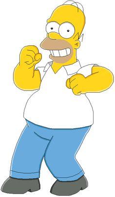 Homer Simpson by MollyKetty.deviantart.com on @DeviantArt