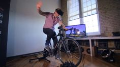 Oculus Rift + Kinect + KickR = Our Homage to Paperboy: PaperDude VR