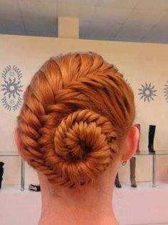 Seashell braid... Can't imagine how long this would take
