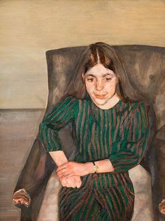 Your Paintings - Lucian Freud paintings Lucian Freud Portraits, Lucian Freud Paintings, Sigmund Freud, Bella Freud, Female Portrait, Portrait Art, Portrait Paintings, Oil Paintings, Antoine Bourdelle