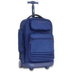 J World New York Parkway Rolling Backpack * Discover this special product, click the image(This is an affiliate link and I receive a commission for the sales) : Travel Backpack