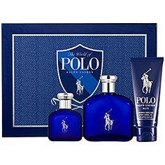 Ralph Lauren - Polo Blue Gift Set  #sephora