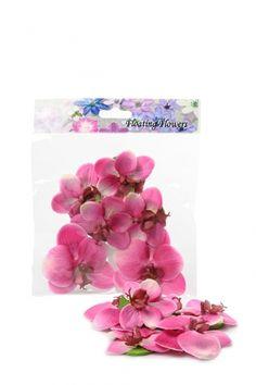 Orkidé flytande 6 st - Rosa 1 HemmetsHjarta