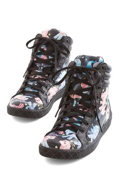 I Can Pony Imagine Sneaker, #ModCloth