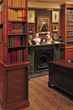 The Garrick Club Gallery London Clubs, Bookcase, Shelves, Gallery, Home Decor, Library Locations, Shelving, Decoration Home, Roof Rack
