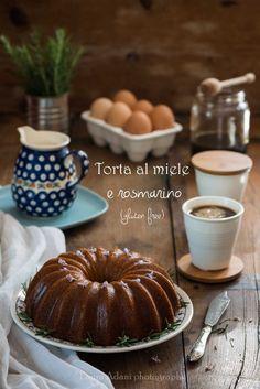 io...così come sono...: Torta al miele e rosmarino (gluten free)–Rosemary ...