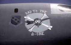 b-1b lancer nose art - Google Search