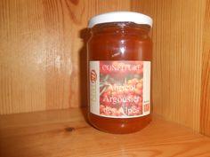 Confiture abricot argousier bio 300g