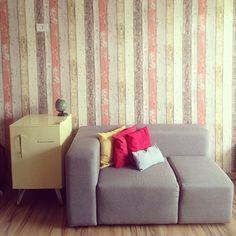 Design in an apartment in Sao Paulo. #travel #brazil