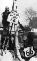 History of ROUTE 66