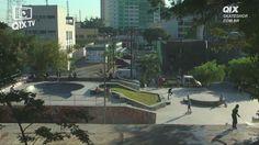QIX Visita - Freguesia do Ó, em São Paulo - http://DAILYSKATETUBE.COM/qix-visita-freguesia-do-o-em-sao-paulo/ - http://www.youtube.com/watch?v=7eMLOssWuhI&feature=youtube_gdata Fábio Sleiman leva o QIX Visita até a Pista do Freguesia do Ó, na Praça Flávio Rangel, Zona Norte de São Paulo. Os skatistas que participaram da gravação do programa soltaram suas manobras... - Freguesia, paulo, são, visita