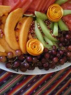 10 Fresh Fruit Platters for Every Occasion