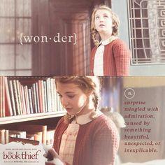 The Book Thief (2013).                                         I love it