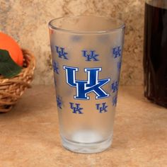 #Fanatics  Kentucky Wildcats 16oz. Color Change Pint Glass