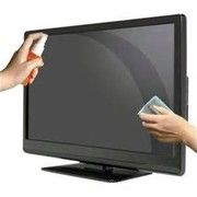 Cleaning your HDTV