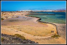 Playas de La Santa
