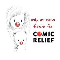 donaaaaaaate some money to Comic Relief !!!