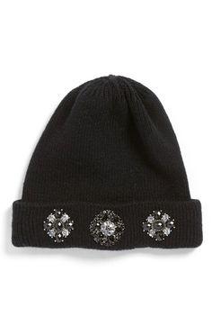 9fadcad38e5 Cara Jeweled Beanie - Nordstrom Knit Beanie