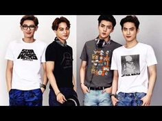 """[SPAO with EXO, 2015 GRAPHIC-T CAMPAIGN """"TPOT"""" 2015 S/S 스파오X엑소 티팟 캠페인] - YouTube"""