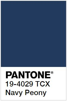 Top 5 Interior Design Colors of 2019 Navy Blue Pantone, Azul Pantone, Paleta Pantone, Pantone Colour Palettes, Pantone Color, Paint Swatches, Color Swatches, Image Bleu, Pallets