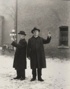 Pastors in the Snow :: Onondaga County Public Library - Local History & Genealogy Department