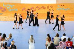 Bailes de salón en la Fiesta de Fin de Curso de #ColegiosISP  #SecundariaISP¡Bravo a cada uno de nuestros alumnos! ¡Habéis estado geniales!