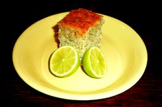 poppy seed and lime syrup cake - www.heikeherrling.com