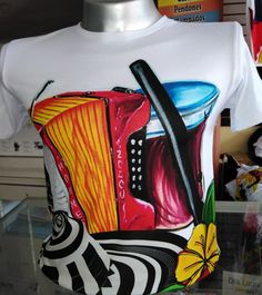 Carnivals, Barranquilla, Picture Wall, Blouses, Paintings
