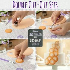 Double cut outs