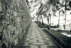 ✈  Ipanema Sidewalk, Rio de Janeiro, Brazil ✈