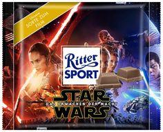 Star Wars - Das Erwachen der Macht - Poster #StarWars #TheForceAwakens #DasErwachenDerMacht #RitterSport
