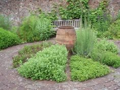 Herb Garden Plans | The Garden | Gilbert White's House & Garden and The Oates Collection
