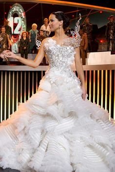 The Most Memorable Movie Wedding Dresses Of All Time