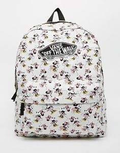 Vans x Disney - Sac à dos motif Minnie Mouse
