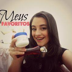 Meus produtos favoritos ❤ Por Luana Souza