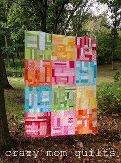 Missing U - crazy mom quilts