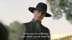 Image uploaded by ✞. Find images and videos about quote, westworld and Man in Black on We Heart It - the app to get lost in what you love. Rain Quotes, Tv Quotes, Movie Quotes, Deep Quotes, Westworld 2016, Westworld Hbo, Movies And Series, Movies And Tv Shows, Tv Series