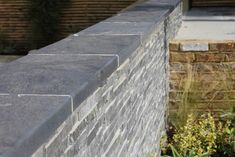 If you want blue black or green slate for your garden, you can rest easy knowing that we provide copings in the same stone to ensure your style is consistent throughout your entire project.
