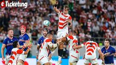 Rugby World Cup 2023, World Cup Tickets, Rugby League, Ronald Mcdonald, Africa, France, Japan, Sports, Sport