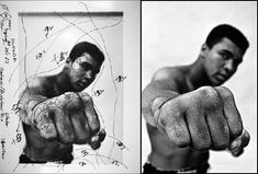 Marked Up Photographs Show How Iconic Prints Were Edited in the Darkroom