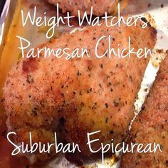 Weight Watchers Parmesan Chicken