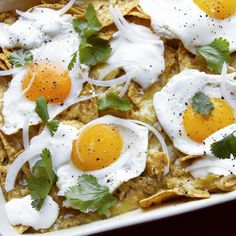 Rick Bayless | Chilaquiles for Your Easter Brunch