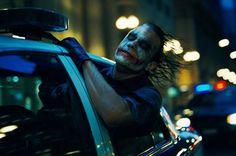 Heath Ledger as Joker, a man with no plan